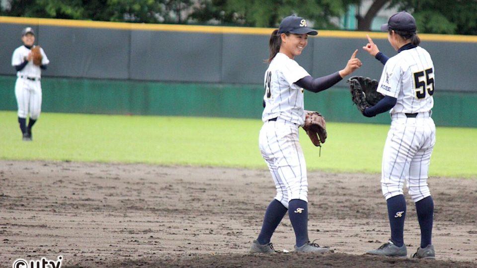 【女子野球】昨夏のジャイアンツカップ優勝投手 島野愛友利(15)高校公式戦デビュー!