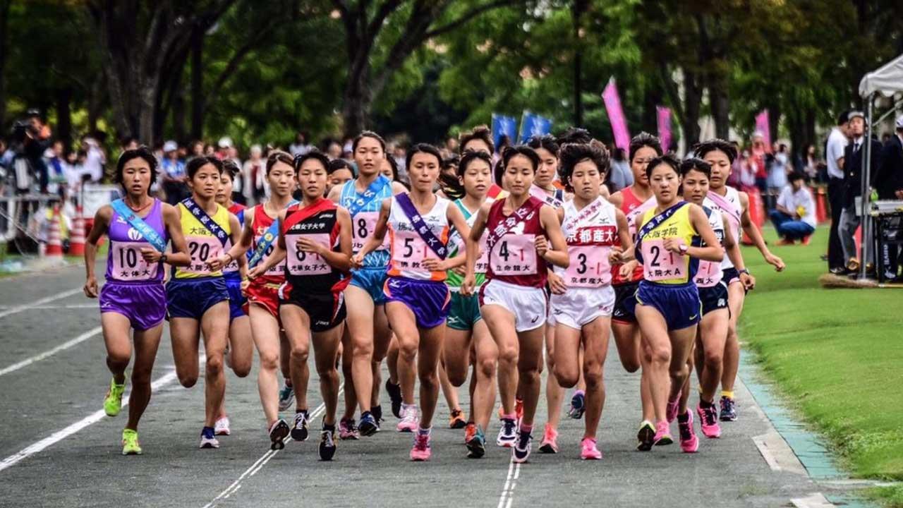 第80回関西学生対校駅伝競走大会